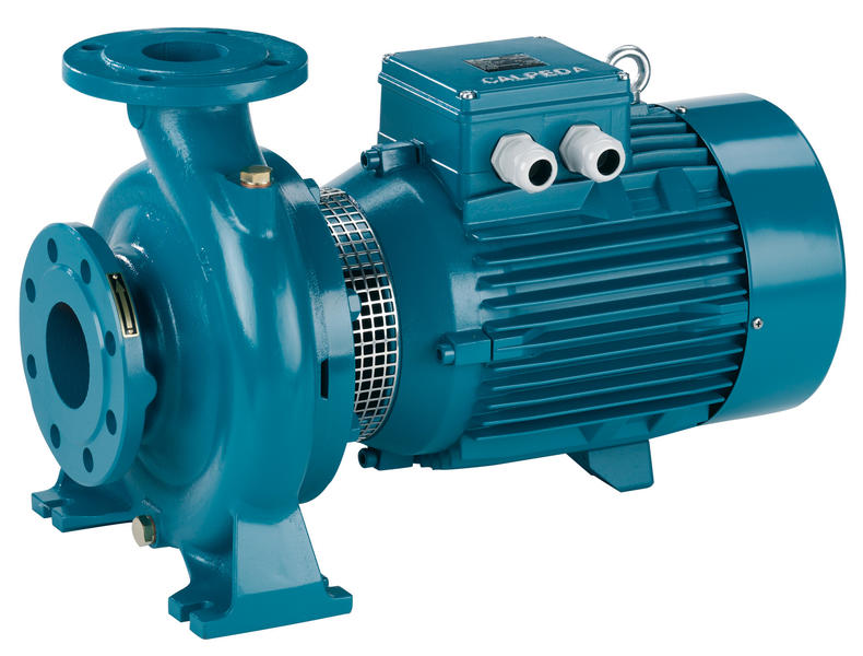 NM, NMS - Single and twin impeller centrifugal pumps - Industrial pumps for  numerous applications - Calpeda