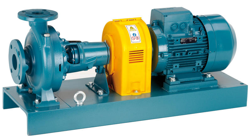 N, N4 - Single and twin impeller centrifugal pumps - Industrial pumps for  numerous applications - Calpeda